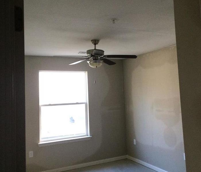 Houston Apartment with Water Damage Before