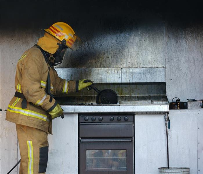 Fire Damage Cooking Safety Tips: Reduce Fires at Home