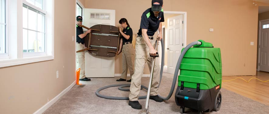 Kingwood, TX residential restoration cleaning